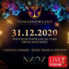 D-Block & S-te-Fan - Tomorrowland NYE 2020 Live Video