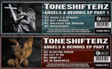 Toneshifterz - Angels & Demons EP Part 1 & 2 (2010)