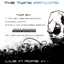The Twins Artcore - Live In Rome Pt 1 (2011)