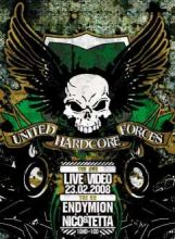 VA - United Hardcore Forces 2008 DVD