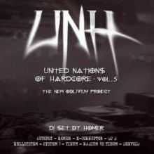 VA - United Nations Of Hardcore 5 - Homer - The New Oblivium Project (2005)