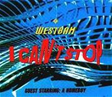 WestBam - I Can't Stop (1991)