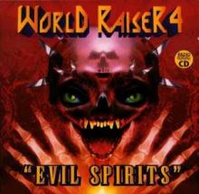 VA - World Raiser 4 - Evil Spirits (1996)