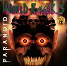 VA - World Raiser 5 - Paranoid (1996)