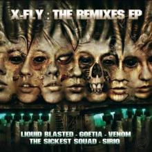 X-Fly - The Remixes EP (2008)