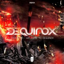 D-Ceptor - Welcome To Dequinox EP (2016)
