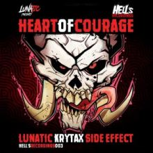 Krytax & Side Effect - Heart Of Courage (2017)