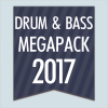 Drum & Bass 2017 Megapack